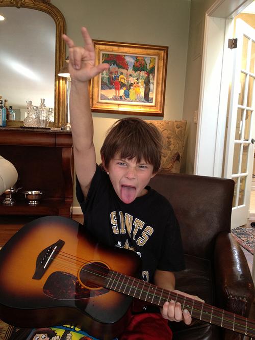 Guitar Lessons for Children